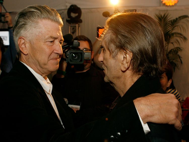 Stanton was a long-time collaborator with Twin Peaks director David Lynch