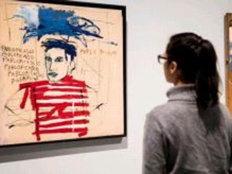 Exhibition of artist who inspired Banksy