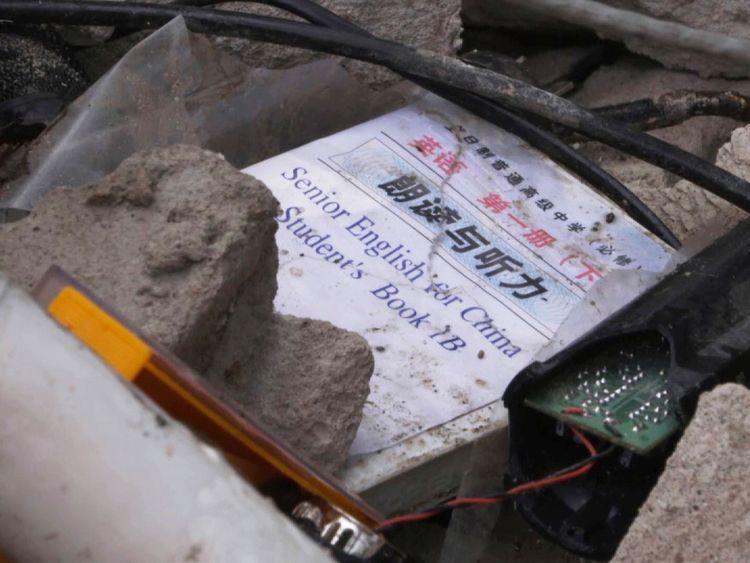 Authorities in Beijing are demolishing homes and schools