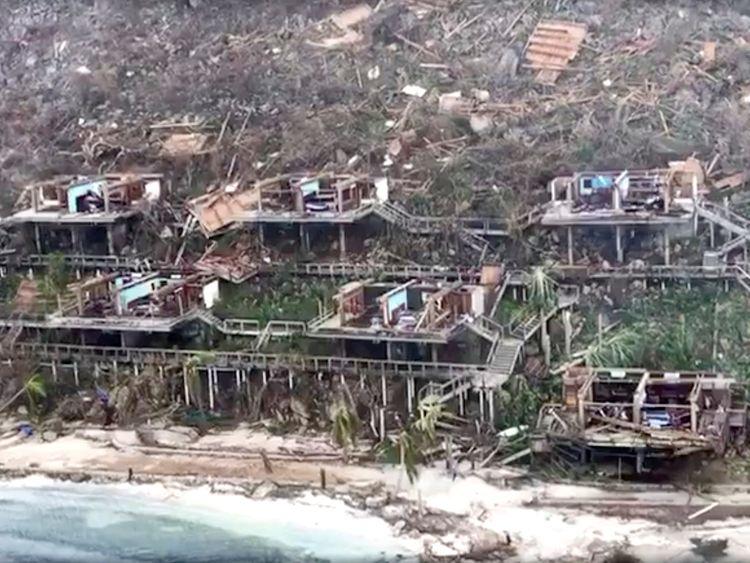 Virgin Islands Relief Atlantic Aviation