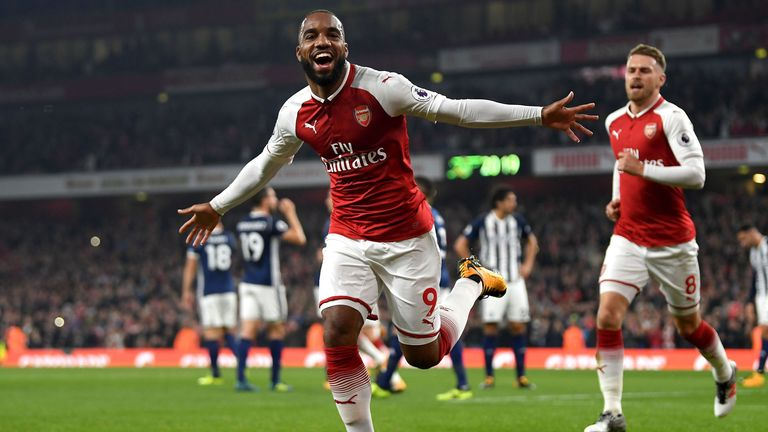 Watch highlights of Arsenal 2-0 West Brom