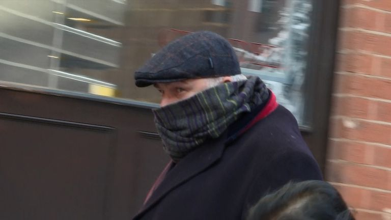 Surgeon Simon Bramhall has pleaded guilty to two counts of assault after marking his initials on the liver of two patients during transplant operations