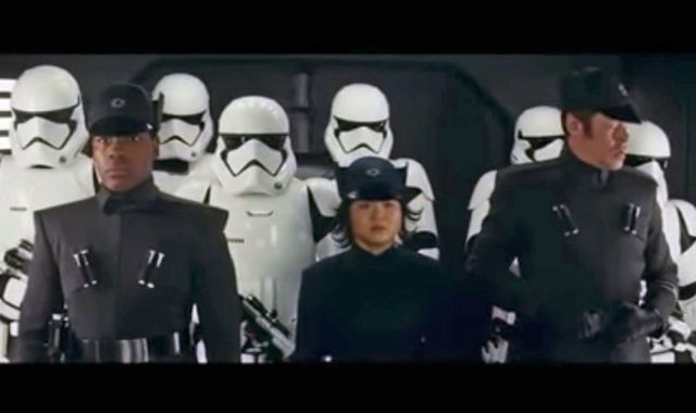 Disney yanks rumored 'Last Jedi' royal stormtrooper clip