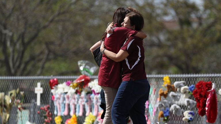 The latest mass shooting at Marjory Stoneman Douglas High School in Parkland saw 17 people killed