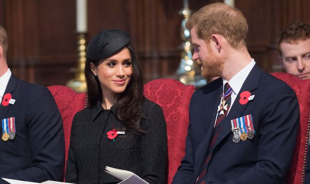 Royal fans warned: Catch 4am train to see Meghan and Harry's wedding