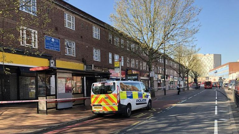 Police have launched a murder investigation after a man died following an assault inMorden on Thursday.