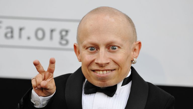 Actor Verne Troyer was best known for playing Mini-Me in the Austin Powers films