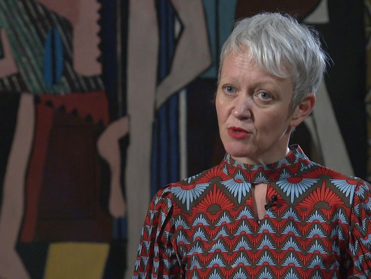 Woman at top of the Tate wants art 'for all'
