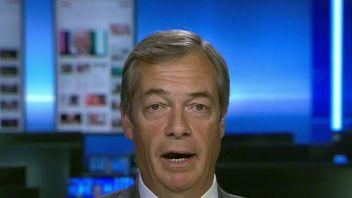 Nigel Farage says he is returning to frontline politics