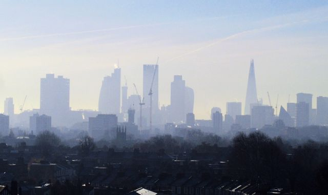 Low levels of pollution linked to changes in heart structure
