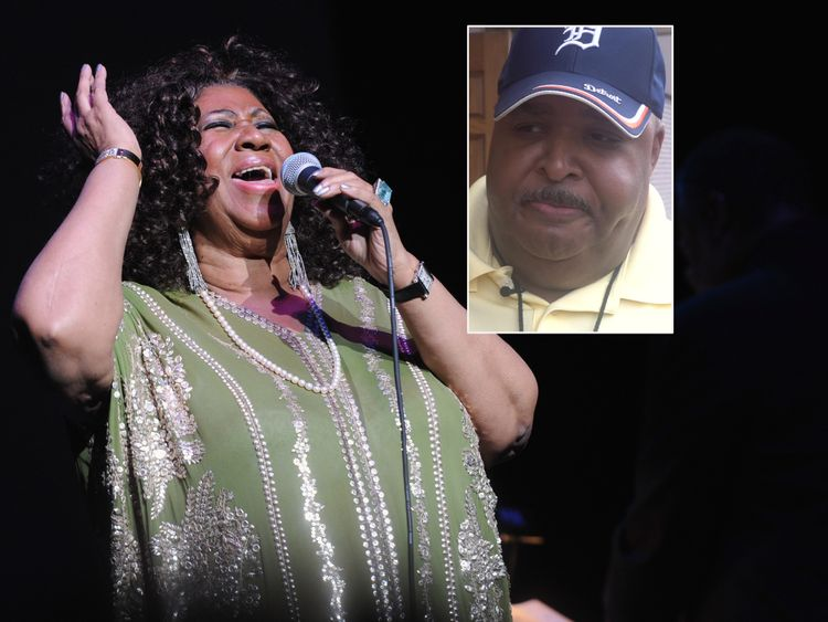 Aretha Franklin's bass player: She was a great person