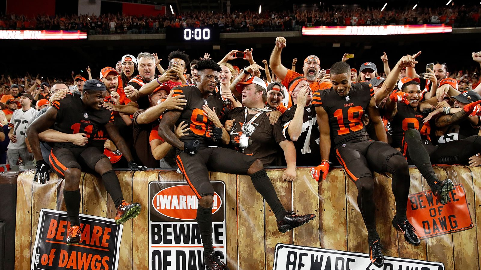 Skynews Cleveland Browns Nfls Finally Victory Year