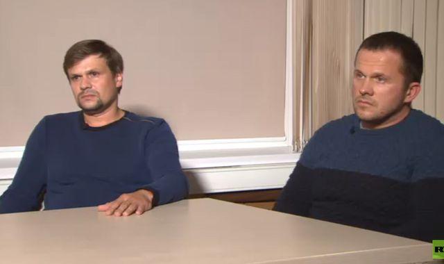 Kremlin to consider British interview of Salisbury poisoning suspects