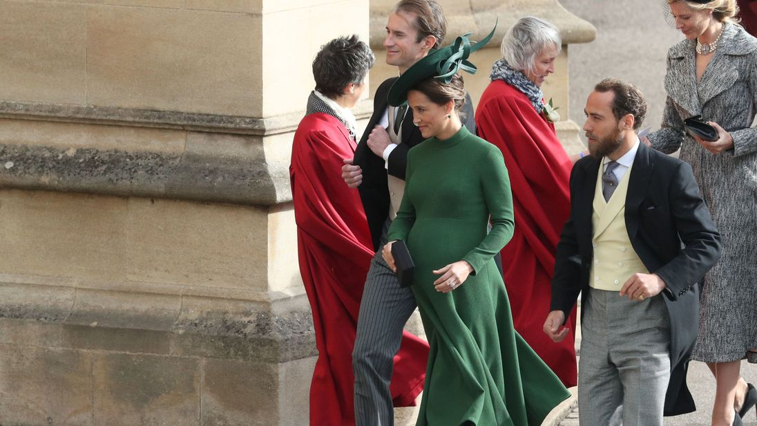 Pippa Middleton Just Gave Birth To Her First Child, A Baby Boy Pippa Middleton Just Gave Birth To Her First Child, A Baby Boy new photo
