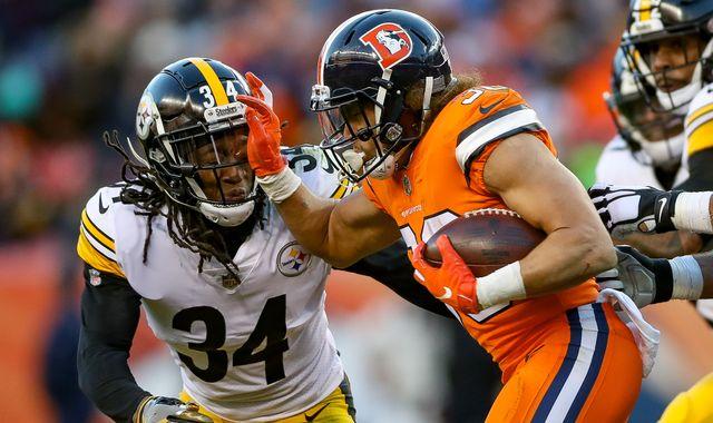 cac6e4635 Pittsburgh Steelers 17-24 Denver Broncos  Steelers win streak ended ...
