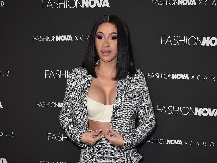 Cardi B for president? Rapper rips into Trump over shutdown
