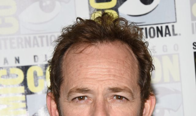 Luke Perry star of Beverly Hills 90210 dies aged 52 after stroke