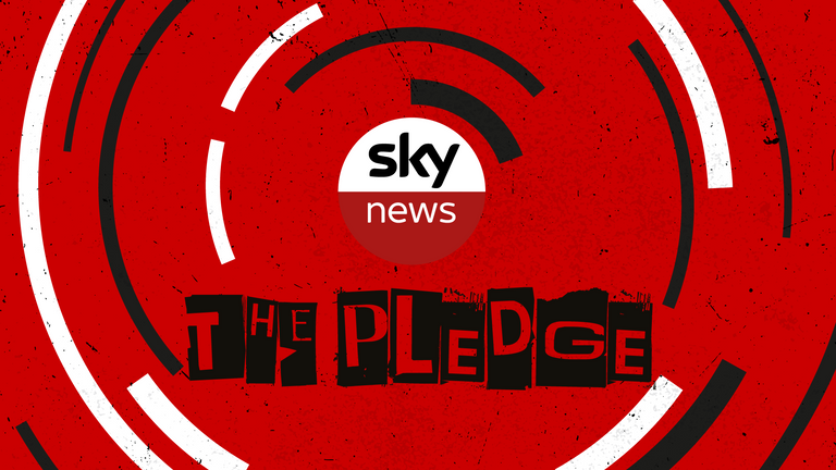 The Pledge podcast