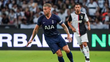 Alderweireld expects 'big name' manager