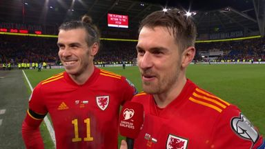 Rambo's return sends Wales to Euros