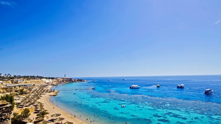Tui flights will resume from the UK to Sharm el Sheikh in February 2020