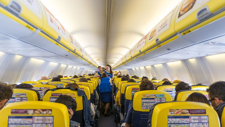 Ryanair has been named the filthiest airliner in a Which? Travel survey