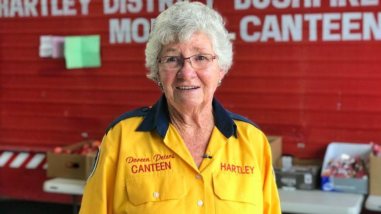 Doreen Peters