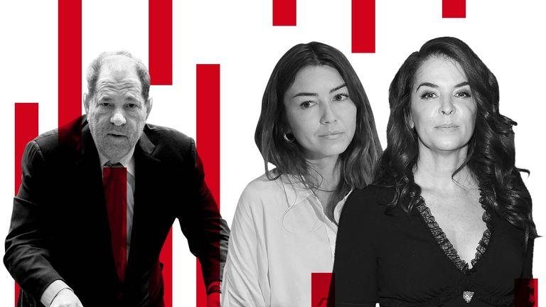 Harvey Weinstein's trial begins in earnest