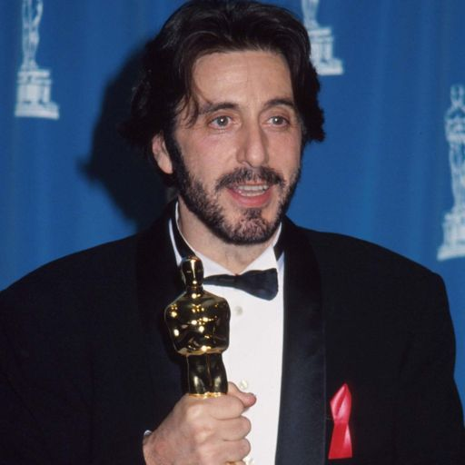 Al Pacino: 'You never quite learn how to handle the Oscars'