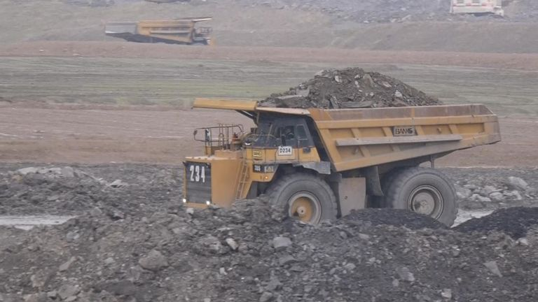 Banks Mining wants to open a new mine in Northumberland