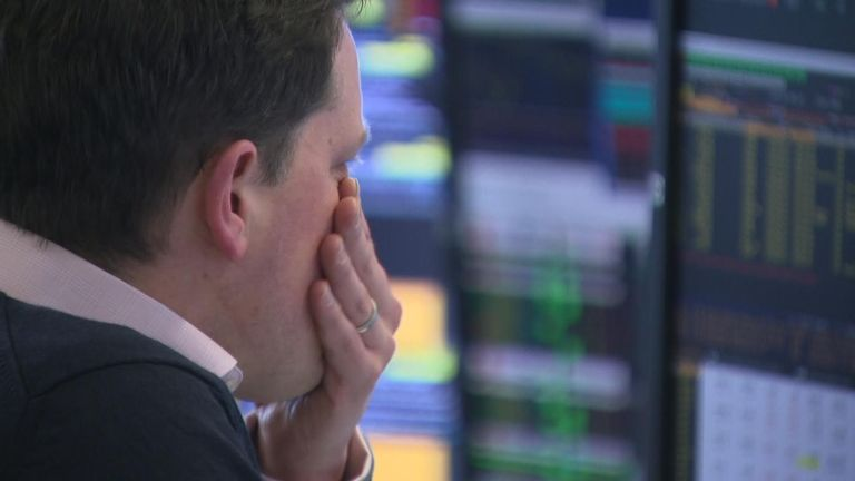 At one stage. Brent crude tumbled below $30 a barrel