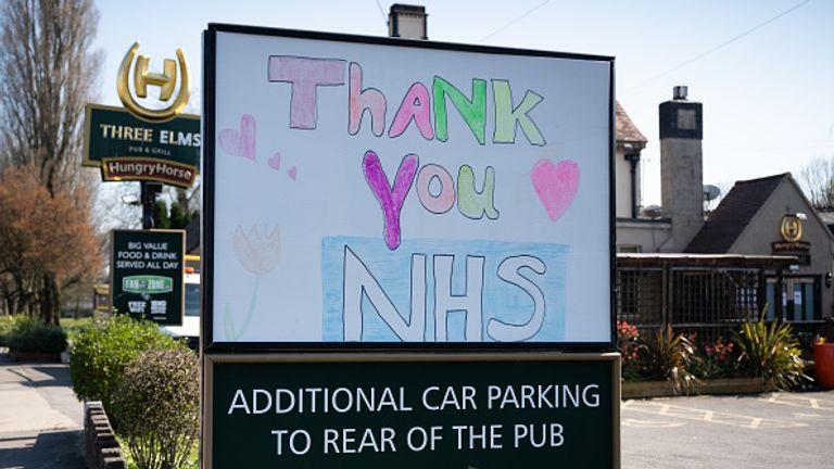 A pub car park in Cardiff