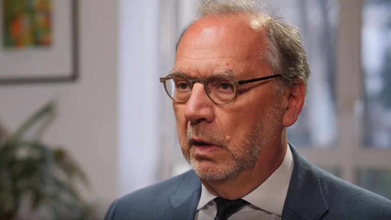 One of the world's leading microbiologists, Professor Peter Piot, said that COVID-19 was 'much, much worse than Ebola'