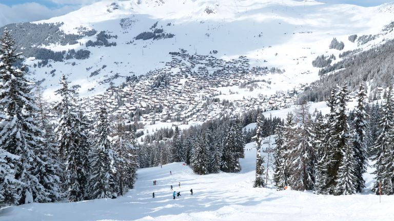Verbier was among a handful of Swiss resorts to close suddenly on 14 March