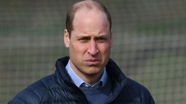 Prince William: FA Cup renaming 'timely'