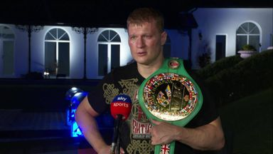 Povetkin: One of my best punches