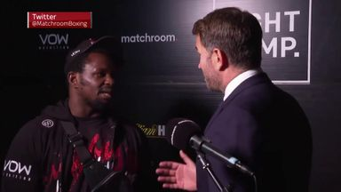 Whyte: Let's have a December rematch