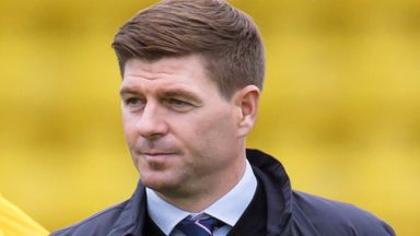 Gerrard: We never had to leave first gear