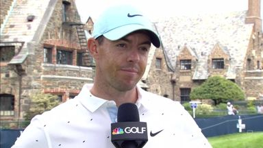 McIlroy: Best I've hit it in a while