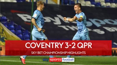 Coventry 3-2 QPR