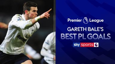 Bale's Best Premier League goals