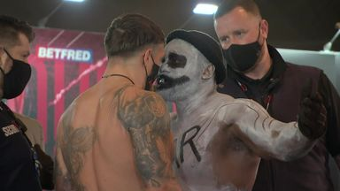 Chisora vs Usyk: Head to Head