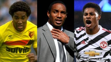 Being black in football: Past, present and future