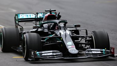 Hamilton breaks record for most race wins
