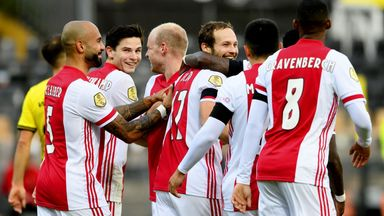 'Total chaos at Ajax ahead of CL game'