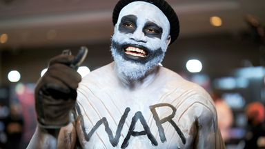 Chisora: It's war time!