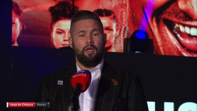 Bellew: Chisora outworked Usyk