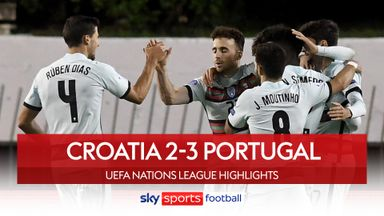 Croatia 2-3 Portugal