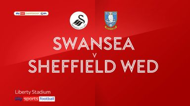 Swansea 1-1 Sheffield Wednesday