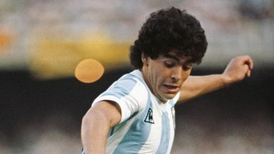 How Maradona nearly signed for Sheff Utd